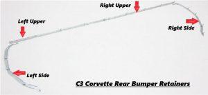 rear bumper retainer set (4)
