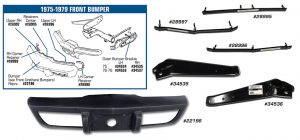 front bumper cover retainer